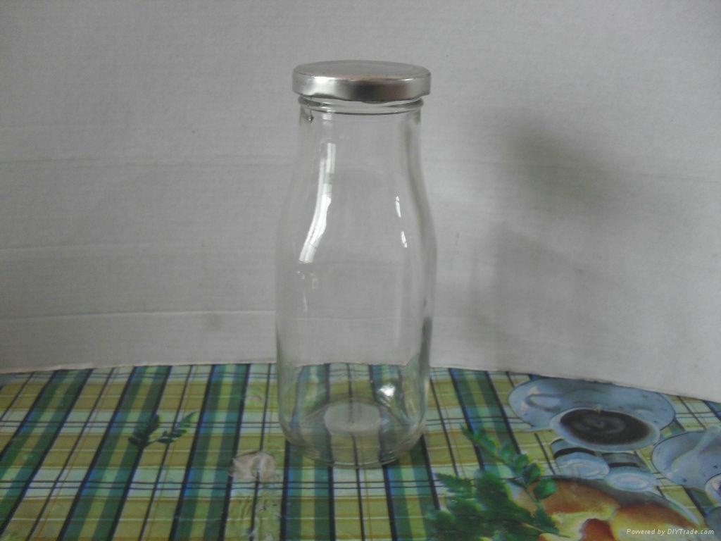 鲜奶玻璃瓶 3