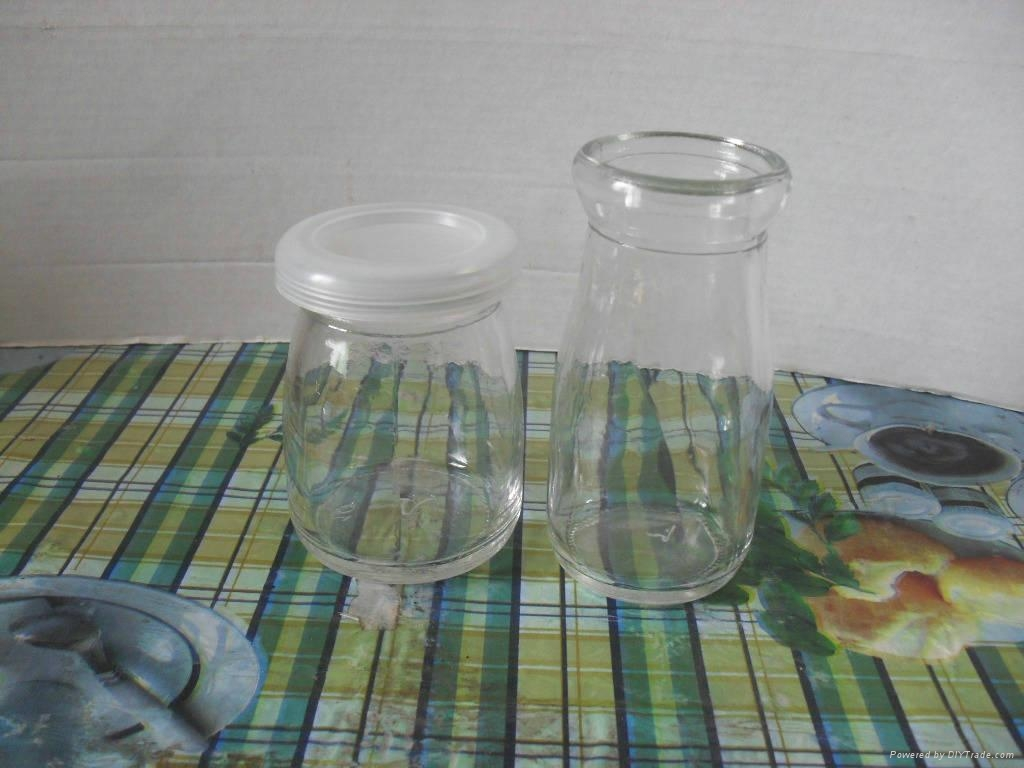 鲜奶玻璃瓶 4