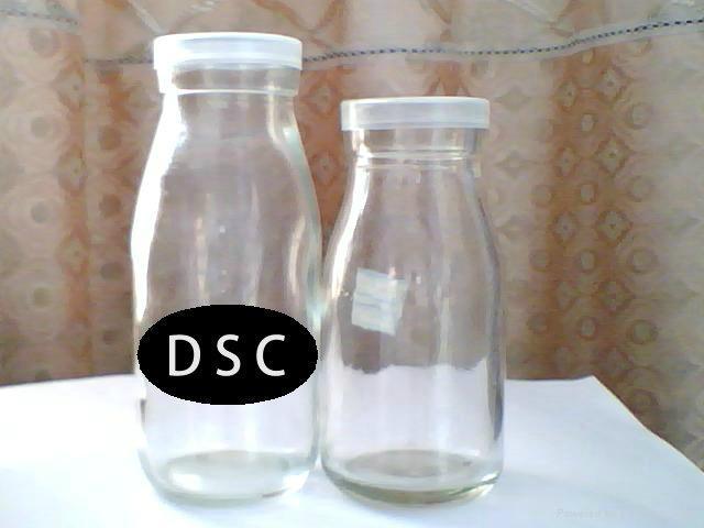 鲜奶玻璃瓶 5