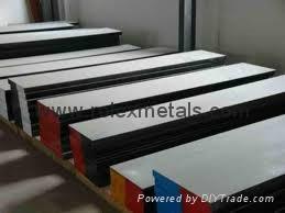 AISI H11 DIN 1.2343 UNS T20811 JIS SKD6 Flat Bar & Sheet 1