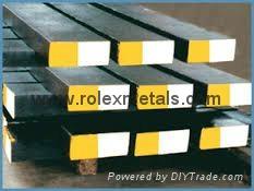 AISI H13 DIN 1.2344 UNS T20813 JIS SKD61 Flat Bar & Sheet 1