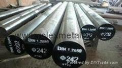 AISI D3 DIN 1.2080 UNS T30403 JIS SKD1 Round Bar & Rods