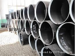 ASTM A691 Grade 5CR Grade-5 Alloy Steel EFW Pipe 1