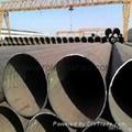 ASTM A691 Grade 1.1/4CR Grade-11 Alloy Steel EFW Pipe 1