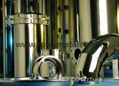 ASME BPE ASTM A270 S2 316L Electropolished Tubes