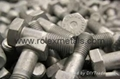 Heavy Hex Structural A325 A490 Bolts A563 Nuts