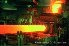Continuous Casting Gray Iron & Ductile Iron Bar