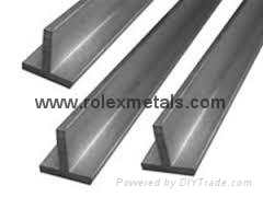 Hot Rolled Tee Bars Angle Section