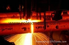Carbon Steel IS-2830 Concast Billets Ingots