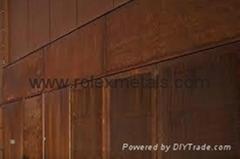 CORTEN-A Steel Plates S355JOWP EN10025-5