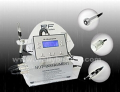 Radio frequency skin lifting beauty equipment remove wrinkles