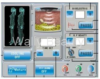 Liposuction slimming and RF beauty equipment 3