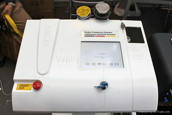 Cavitation slimming & RF skin lifting beauty equipment 3