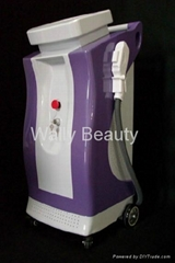 professional E light Laser hair removal system permanent hair removal