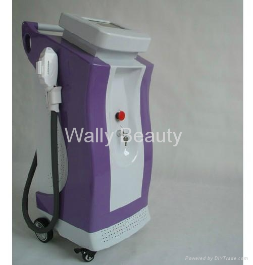 professional E light Laser hair removal system permanent hair removal 2