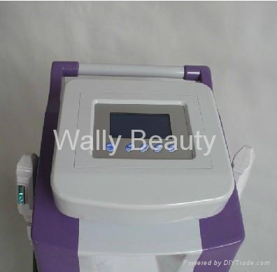 professional E light Laser hair removal system permanent hair removal 3