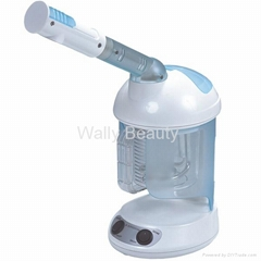 Portable ozone facial steamer vapor machine