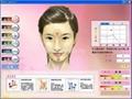 Portable skin analyzer 3D display 4