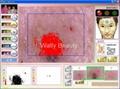 Portable skin analyzer 3D display 5