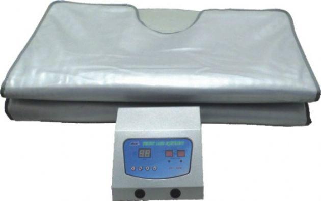 FIR Far Infrared Slimming Rug Sauna Blanket Full Body Wrap Slimming Blanket 1