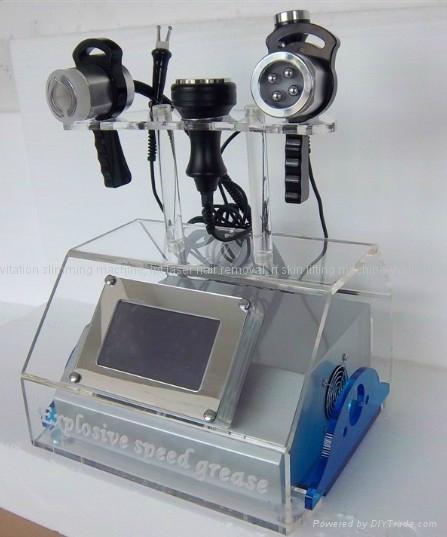 Cavitation & liposuction slimming machine ultrsound liposuction  2