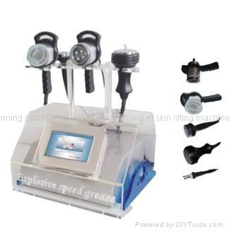 Cavitation & liposuction slimming machine ultrsound liposuction  5