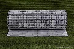 可卷式拼装压草板