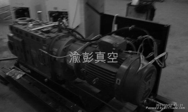 爱德华GV600真空泵 3