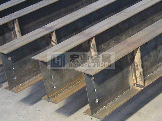 高频焊接H型钢 1