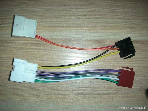 Renault Duster car radio wiring harness - China - Manufacturer -