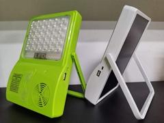 Bluetooth Solar Charging light