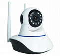 WiFi Wireless Pan Tilt Network Two-Way Security IP Camera Night Vision Webcam 1