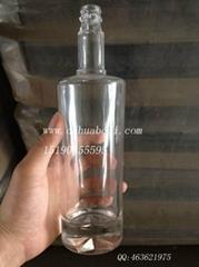 500ml玻璃酒瓶,高檔酒瓶生