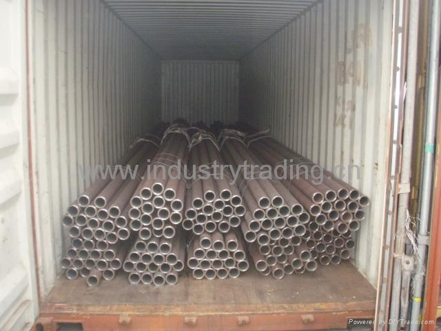 Micropile seamless steel pipe   1