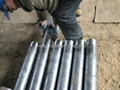 Seamless steel pipe for micropile 4