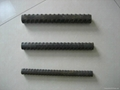 Prestressing screw bar