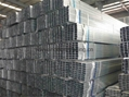 HDG steel pipe, square