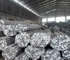Heavy wall seamless pipes for BF tap hole drilling tool