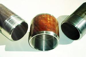 Micropile tube 5