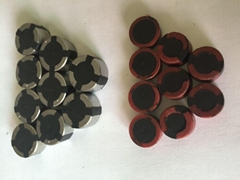 Button  valves