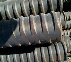 Prestressing screw bar/post tensioning bar for construction