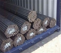 Heavy wall seamless steel pipes for drill tools