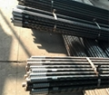 Blast furnace tapping hole drill rod 1