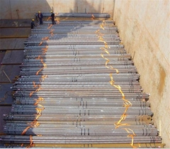 Seamles steel pipe for micropile tube, tunnelling construction  (Hot Product - 1*)