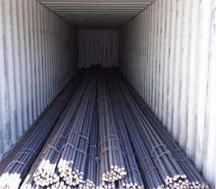 Post tensioning bar Dia25mm, PSB500 for construction