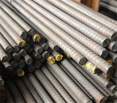 Solid threaded bar/post tensioning bar Dia50mm, PSB830 for railway