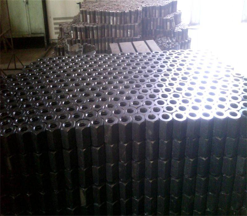 Solid threaded bar/post tensioning bar Dia50mm, PSB830 for railway construction 6