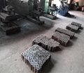 Solid threaded bar/post tensioning bar Dia36mm, PSB830 for railway