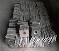 Solid threaded bar/post tensioning bar Dia25mm, PSB930 for railway 3