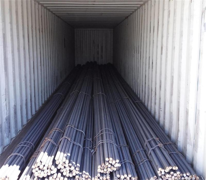 Solid threaded bar/post tensioning bar Dia36mm, PSB930 for railway construction